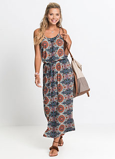 b05854529c7 Cami Strap Maxi Dress by RAINBOW