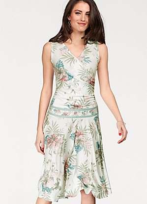 74abc8b60e85 Natural Jersey Dress by Vivance