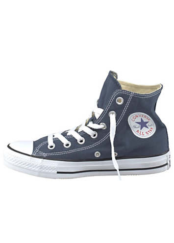 9e19069404a6 Navy  Chuck Taylor All Star Core Hi  Sneakers by Converse