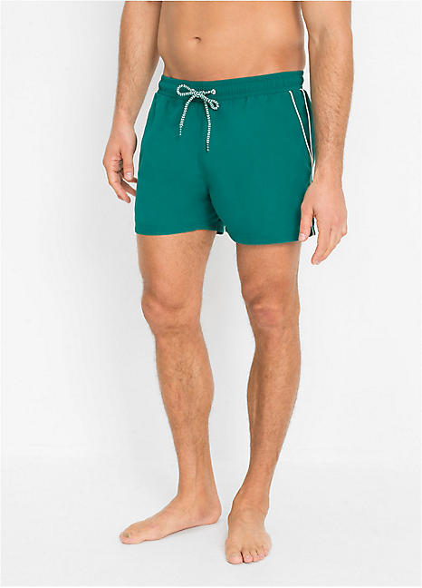 4d34bd7aa26 Black Peplum Hem Tunic by BODYFLIRT | Swimwear365
