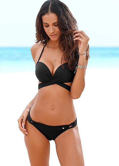 6309622e51 Black Push-Up Bikini by s.Oliver RED LABEL