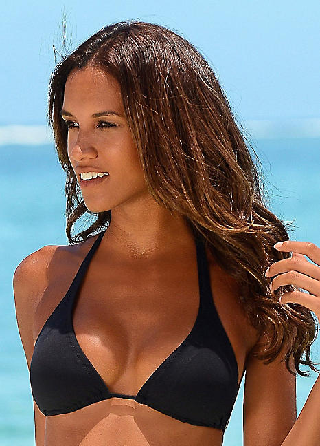 Top style Triangle bikini Bandeau bikini - Strapless Push up bikini Halter bikini Crop top Bikinis for bigger busts Bardot & off the shoulder High neck swimwear Color Black Bikini White Bikini Red Bikini Printed swimsuits.