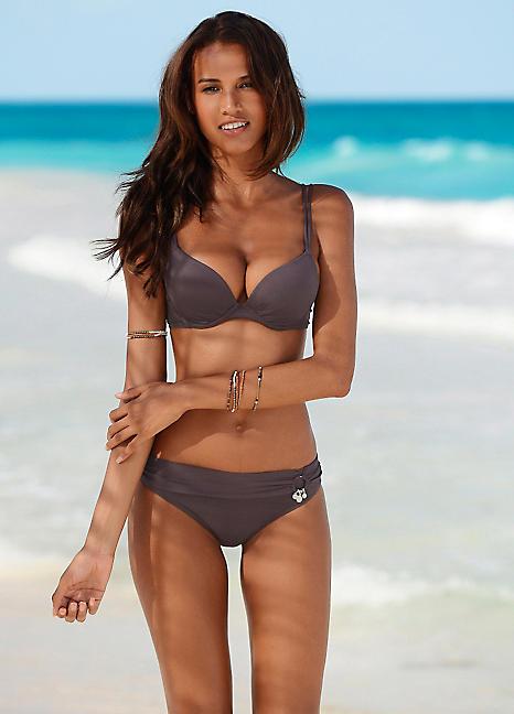 brown push up bikini by s oliver swimwear365. Black Bedroom Furniture Sets. Home Design Ideas