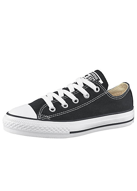 b45608018486c0 Kids Black  Chuck Taylor All Star Ox  Sneakers by Converse